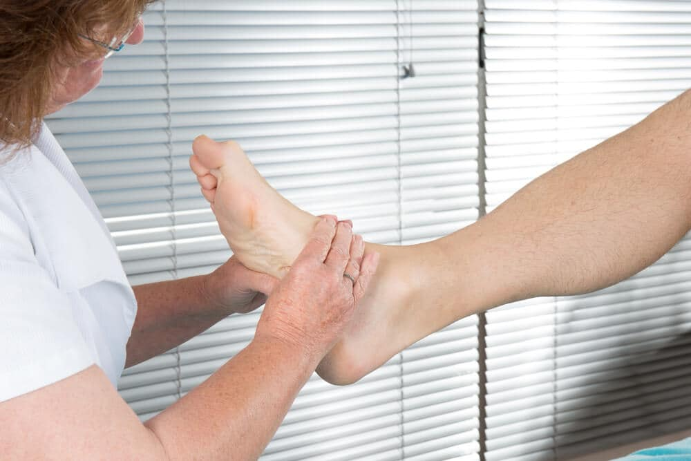 foot and ankle clinic australia