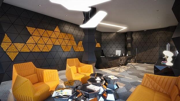 geometric patternsn - Patterns In Interior Design