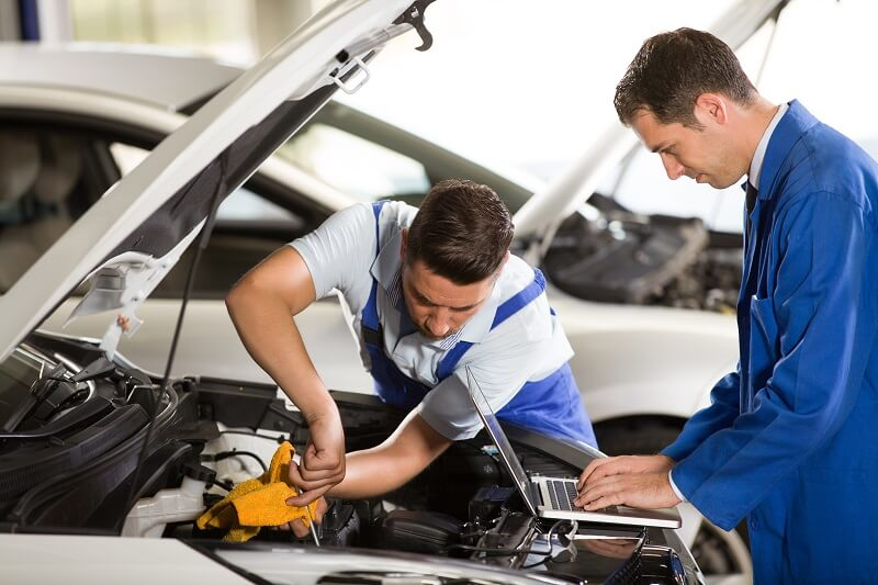 mechanical repairs near me