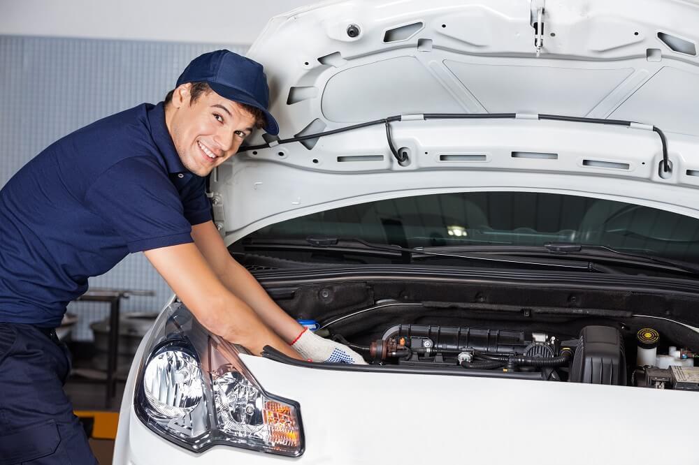 mg car repair and service