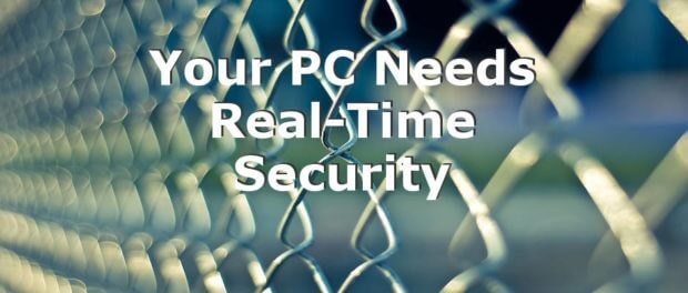 real time security