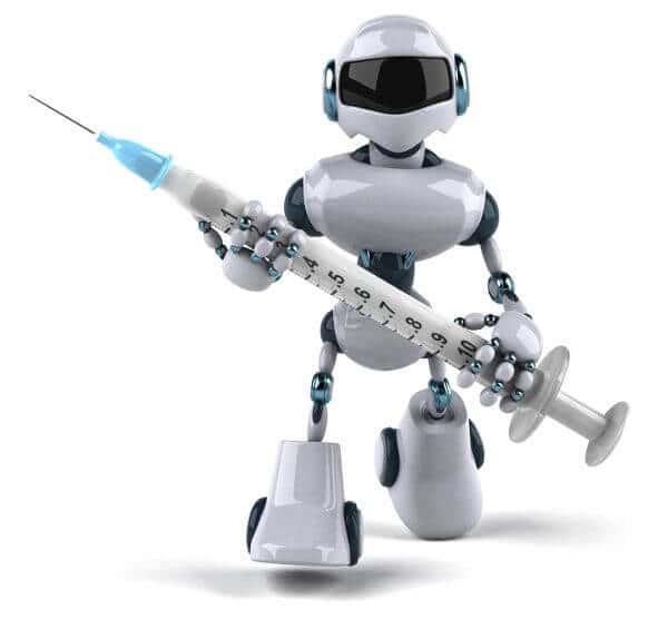 robotics in healthcare
