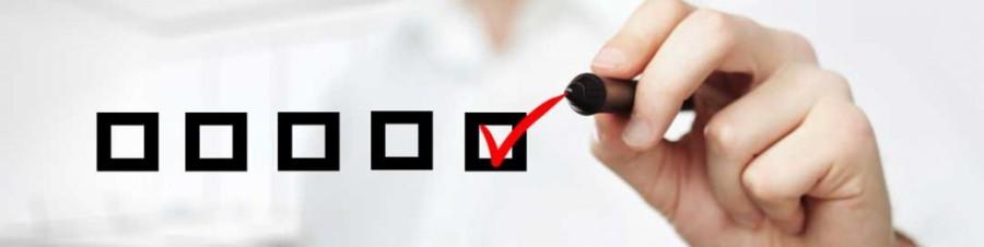 web development checklist