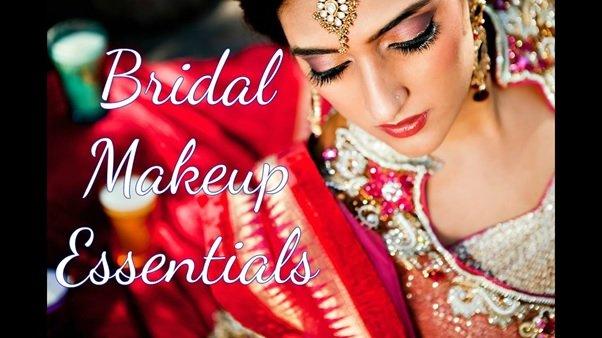 10 makeup essentials for brides
