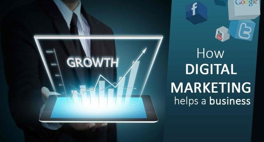role of digital marketing company