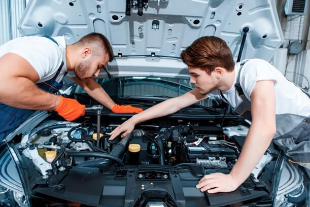 seasonal car repair services and maintenance