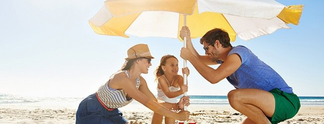 sunburn home remedies