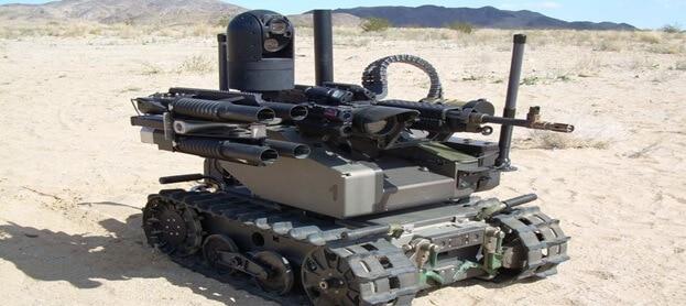 threats by autonomous machines