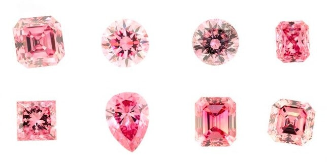 australian argyle pink diamonds