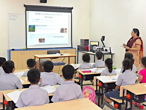 establishing smart classes