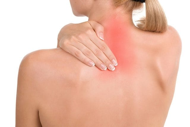get rid of neck pain easily