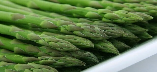 asparagus fat burning vegetables