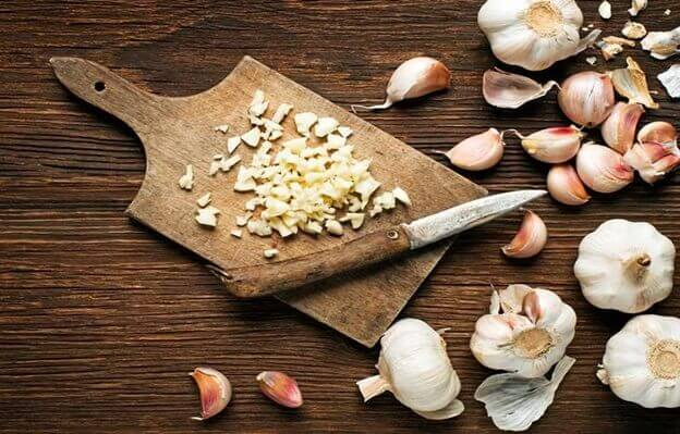 garlic for fat loss