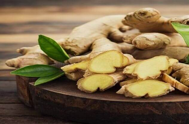 ginger for fat loss
