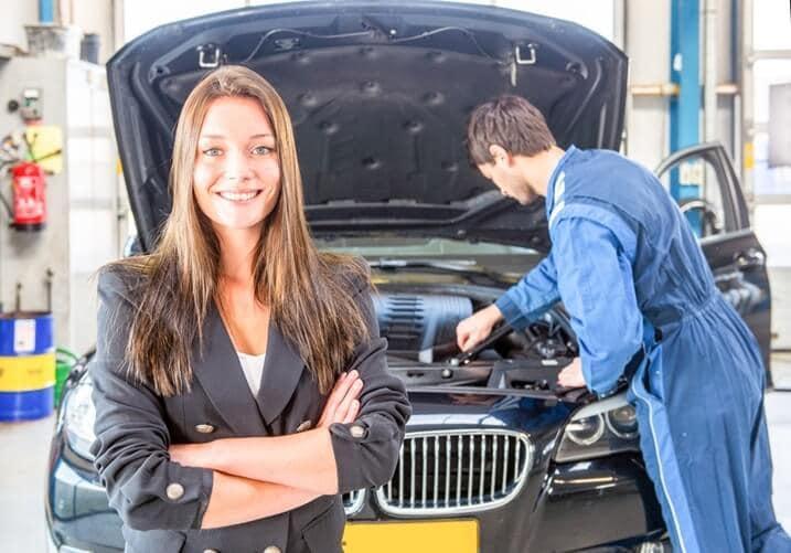 professional car service