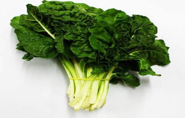 spinach fat burning vegetables