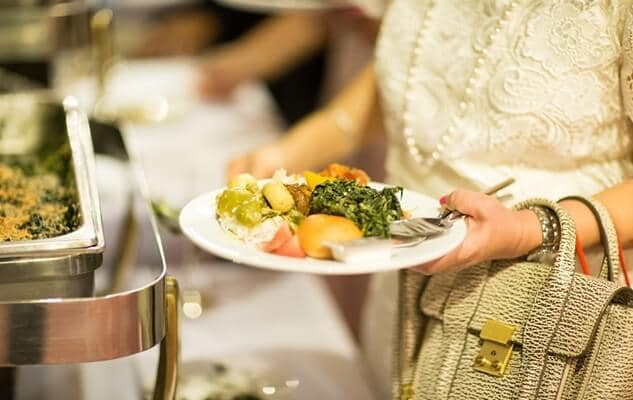 wedding buffet catering melbourne