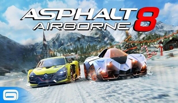 asphalt 8 airborne car racing 3d