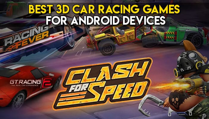 best 3d car racing games