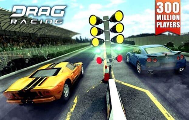 drag racing car racing