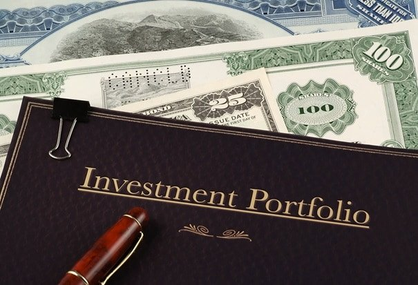 financial investment portfolio