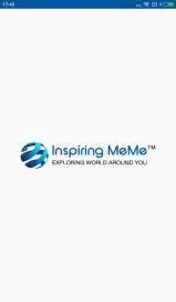 inspiringmeme splash screen