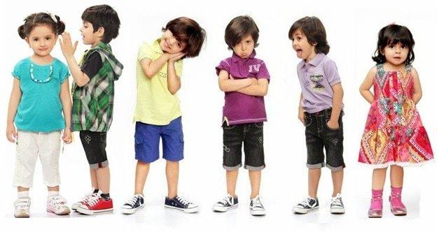 kids summer fashion trends
