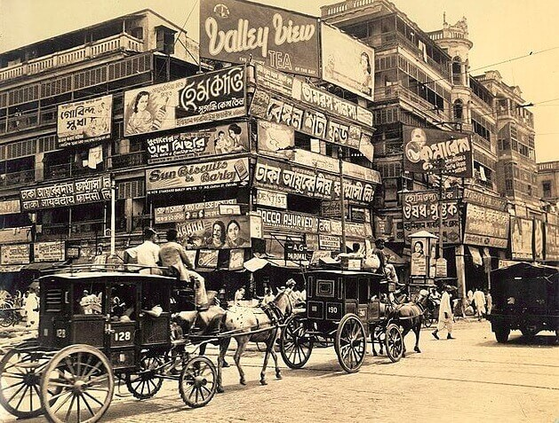 kolkata history and information