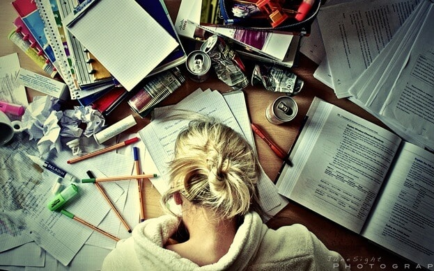 stress causing factors for students