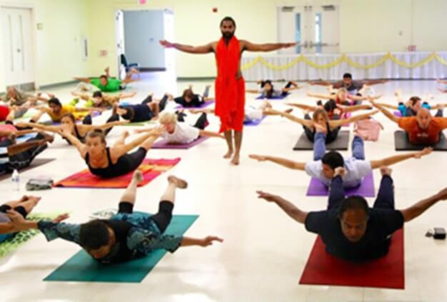 yoga teacher training program india