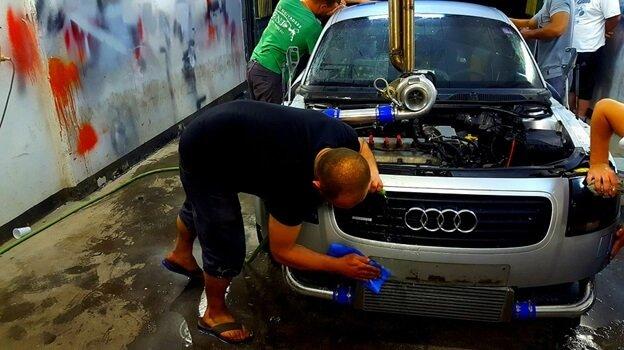 auto body repair shops near me