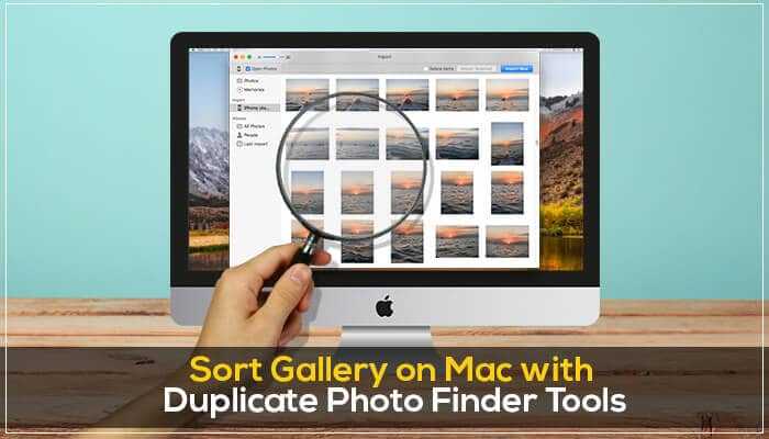 duplicate photo finder tools