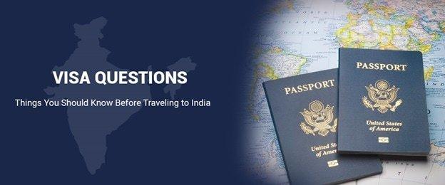 e-visa questions