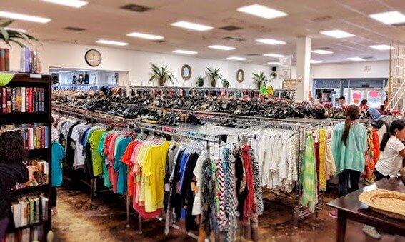 genesis benefit thrift shop
