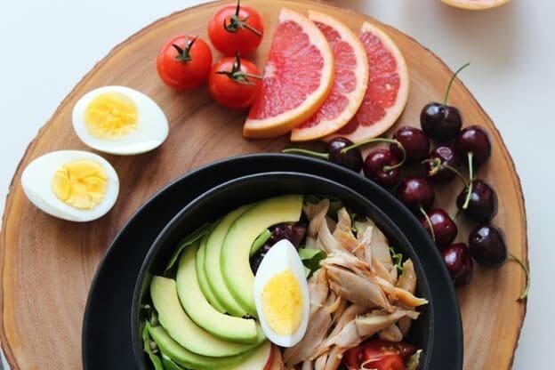 health benefits of fiber rich foods