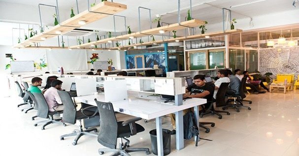 history of coworking spaces