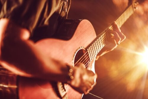 learn guitar playing