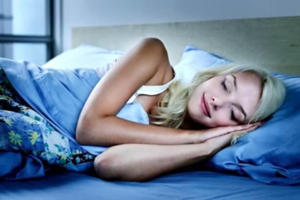 ways to get a peaceful sleep