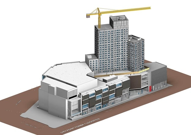 building information model (bim)