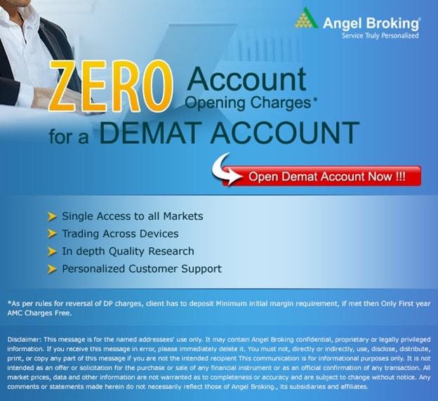 open a demat account