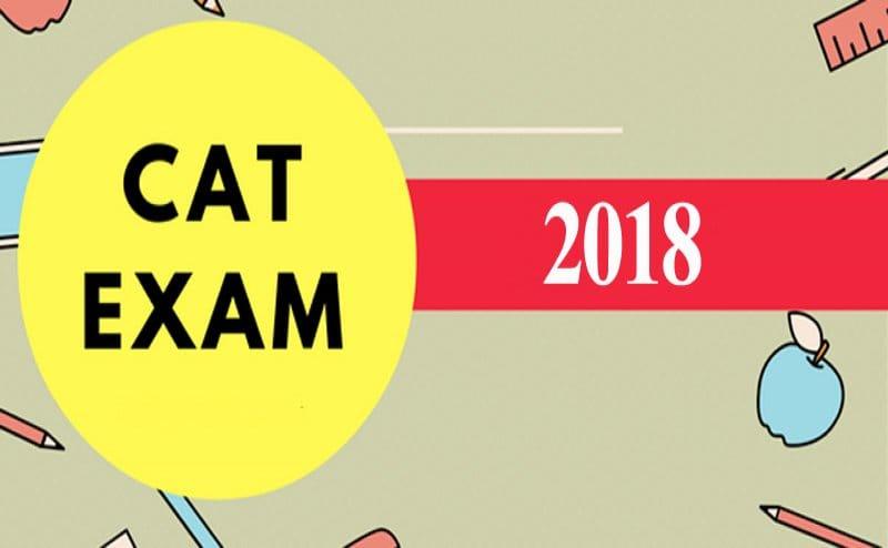 cat exam 2018