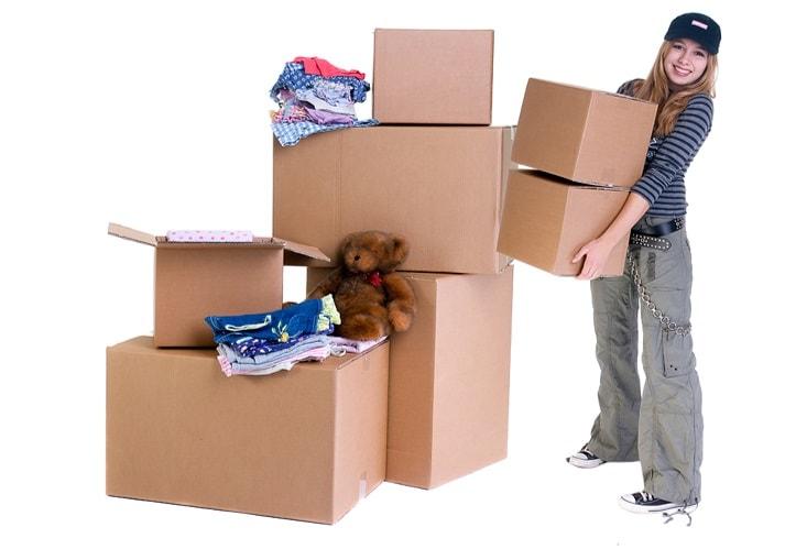 professional movers in Dubai