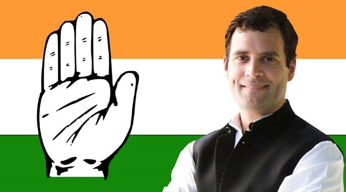 rahul gandhi president of indian national congress