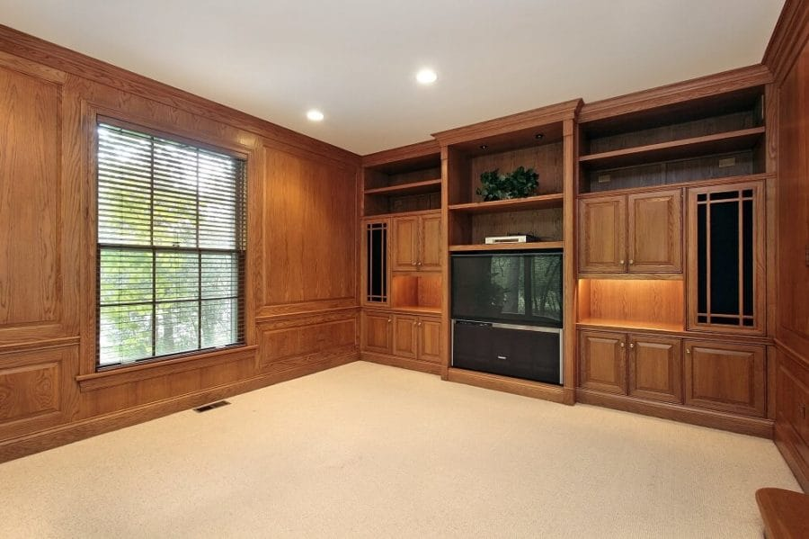 wood panels for interior design