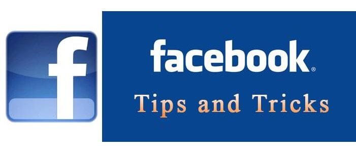 4 hidden tricks in facebook