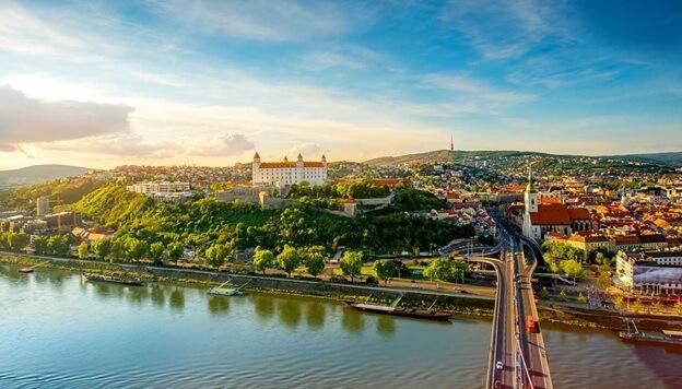 bratislava slovakia tourism