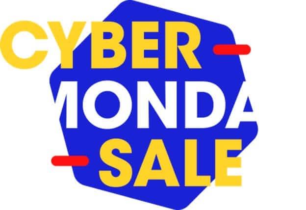 cyber monday sale open