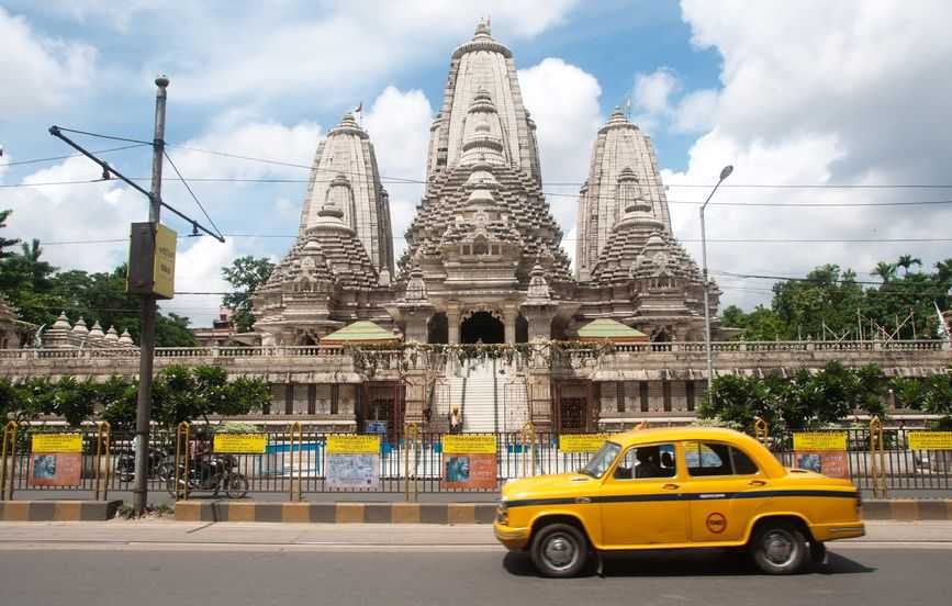 tourists places in kolkata