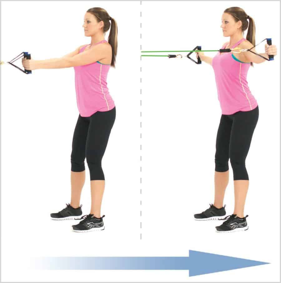 How Resistance Band Exercises Help In Increasing Full Body