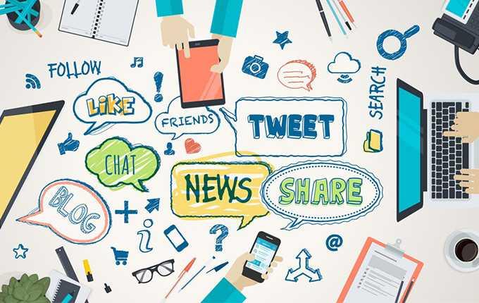 social media proof